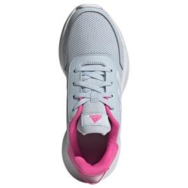 Buty adidas Tensaur Run K Jr FY7288 niebieskie 3