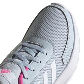 Buty adidas Tensaur Run K Jr FY7288 niebieskie 4