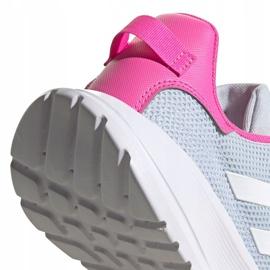 Buty adidas Tensaur Run K Jr FY7288 niebieskie 5