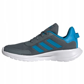 Buty adidas Tensaur Run K Jr FY7289 niebieskie 1