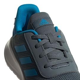 Buty adidas Tensaur Run K Jr FY7289 niebieskie 2