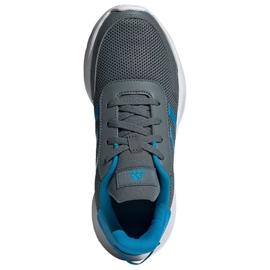 Buty adidas Tensaur Run K Jr FY7289 niebieskie 3