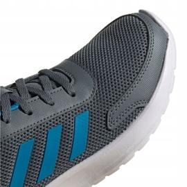 Buty adidas Tensaur Run K Jr FY7289 niebieskie 5