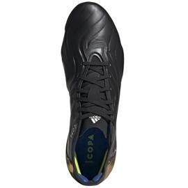 Buty piłkarskie adidas Copa Sense.1 Fg FW7921 czarne czarne 1