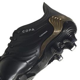 Buty piłkarskie adidas Copa Sense.1 Fg FW7921 czarne czarne 3