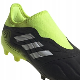 Buty piłkarskie adidas Copa Sense.3 Ll Fg FW7270 czarne czarne 2
