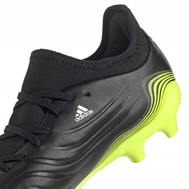 Buty piłkarskie adidas Copa Sense.3 Fg FW6514 czarne czarne 3
