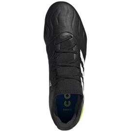Buty piłkarskie adidas Copa Sense.3 Fg FW6514 czarne czarne 1