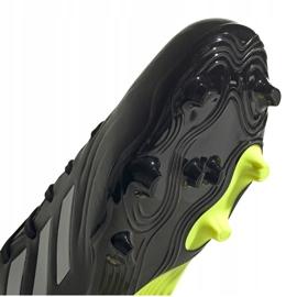 Buty piłkarskie adidas Copa Sense.3 Fg Junior FX1984 czarne czarne 2