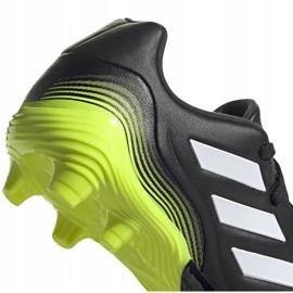 Buty piłkarskie adidas Copa Sense.3 Fg Junior FX1984 czarne czarne 3