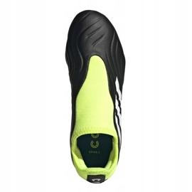 Buty piłkarskie adidas Copa Sense.3 Ll Fg Junior FX1982 żółte czarne 1