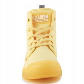 Buty Palladium Pampalicious W 96205-740-M żółte 1