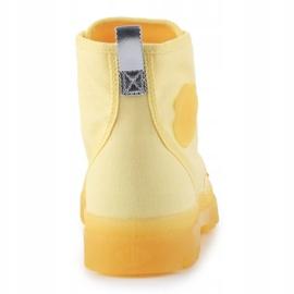 Buty Palladium Pampalicious W 96205-740-M żółte 5