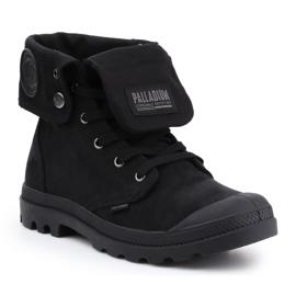 Buty Palladium Baggy Nbk W 76434-008-M czarne 3