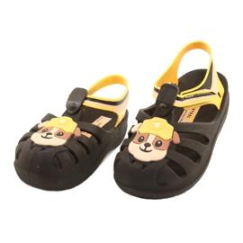 Sandałki Paw Patrol Friends S Ipanema 21994 Rubble beżowy brązowe żółte 1