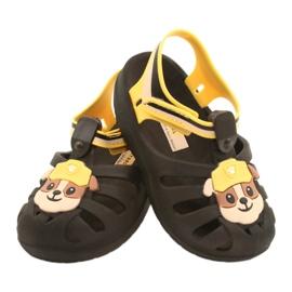 Sandałki Paw Patrol Friends S Ipanema 21994 Rubble beżowy brązowe żółte 3