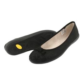 Befado obuwie młodzieżowe 309Q018 czarne 4