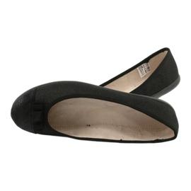 Befado obuwie młodzieżowe 309Q018 czarne 5