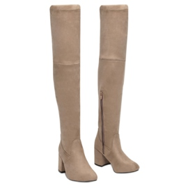 Vices 9124-42-beige beżowy 1