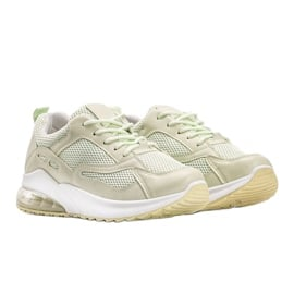 Zielone obuwie sportowe damskie Alize 1