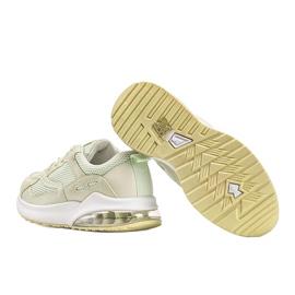 Zielone obuwie sportowe damskie Alize 2