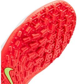Buty piłkarskie Nike Tiempo Legend 8 Academy Tf AT6100 106 białe 8
