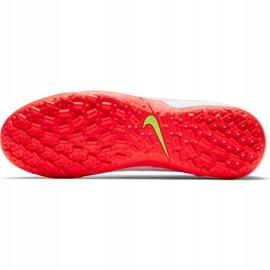Buty piłkarskie Nike Tiempo Legend 8 Academy Tf AT6100 106 białe 5