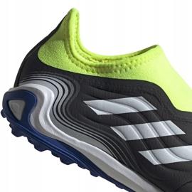Buty piłkarskie adidas Copa Sense.3 Ll Tf M FW7939 czarne wielokolorowe 3
