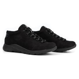 ButBal Damskie buty trekkingowe 674BB czarne 2