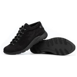 ButBal Damskie buty trekkingowe 674BB czarne 3