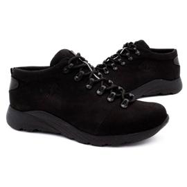 ButBal Damskie buty trekkingowe 674BB czarne 5