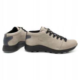 ButBal Damskie buty trekkingowe 674BB popiel wielokolorowe szare 5