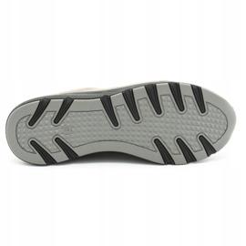 ButBal Damskie buty trekkingowe 674BB popiel wielokolorowe szare 9