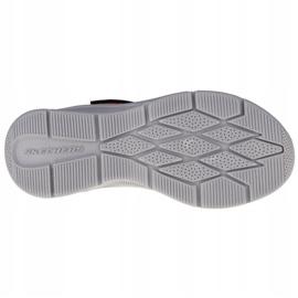 Buty Skechers Microspec Texlor Jr 403770L-BKRD czarne 3