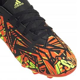 Buty piłkarskie adidas Nemeziz Messi.4 FxG Jr FW7312 wielokolorowe wielokolorowe 3