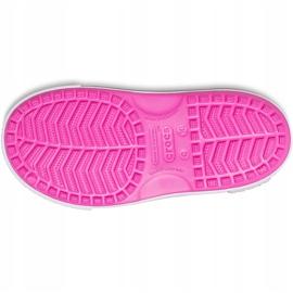 Crocs sandały dla dzieci Crocband Ii Sandal różowe 14854 6QQ 3