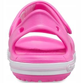 Crocs sandały dla dzieci Crocband Ii Sandal różowe 14854 6QQ 2