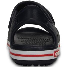 Crocs sandały dla dzieci Crocband Ii Sandal granatowo-białe 14854 462 granatowe 2