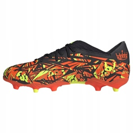 Buty piłkarskie adidas Nemeziz Messi.3 Fg M FW7426 wielokolorowe wielokolorowe 1