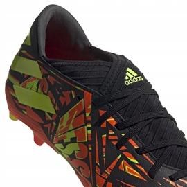 Buty piłkarskie adidas Nemeziz Messi.3 Fg M FW7426 wielokolorowe wielokolorowe 3