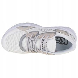 Buty Kappa Crumpton W 242928-1014 białe 2