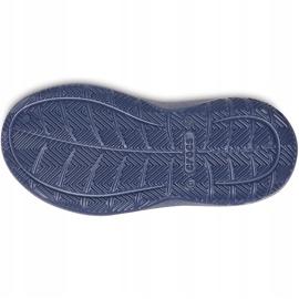 Crocs sandały dla dzieci Swiftwater Expedition granatowe 206267 463 3