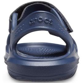 Crocs sandały dla dzieci Swiftwater Expedition granatowe 206267 463 2