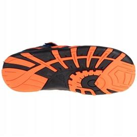Sandały Kappa Reminder T W 260682T-6744 granatowe pomarańczowe wielokolorowe 3