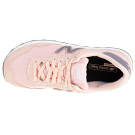 Buty New Balance W WL515GBP różowe 1