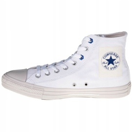 Buty Converse Chuck Taylor All Star High Top U 165051C białe 1