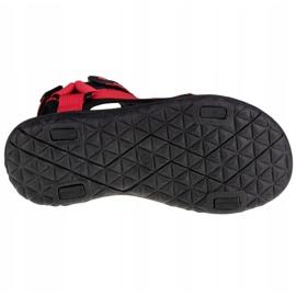 Sandały Lee Cooper Women's Sandals W LCW-21-34-0207L czarne czerwone 3