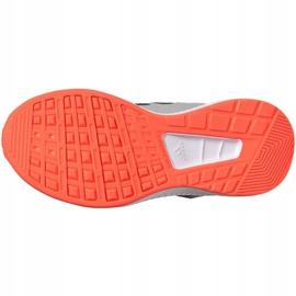 Buty adidas Runfalcon 2.0 Jr FZ0115 szare 5