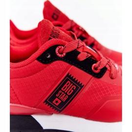 Dziecięce Sportowe Buty Memory Foam Big Star HH374173 Czerwone 1
