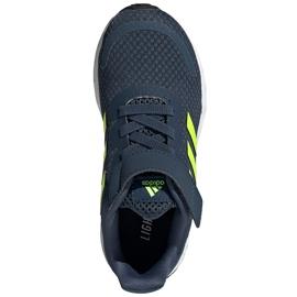 Buty dla dzieci adidas Duramo Sl C granatowe FY9167 1